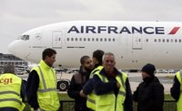 Strike at Air France