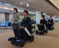 Self-driving electric wheelchairs