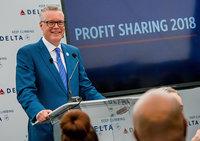 Delta's CEO Ed Bastian