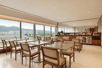 Executive lounge Hilton Barra Rio de Janeiro