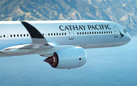 Cathay Pacific Airbus 350
