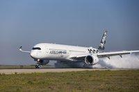 Qantas Airbus 350