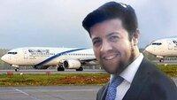 Eli Rozenberg has a controling stake in El Al