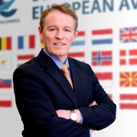 Eurocontrol's Director General Eamonn Brennan