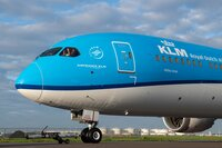KLM flight with more than 10 hours delay