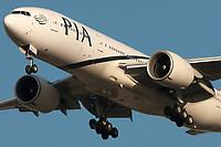 Dubious pilot license at Pakistan International Airlines