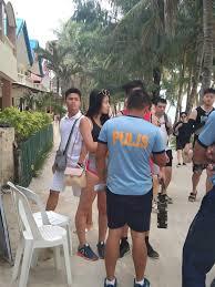 Boracay police