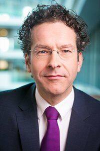 Former Dutch finance minister Jeroen Dijsselbloem