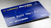 Miles & More frequent flyer card